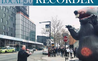 Read the Latest Edition of the Recorder