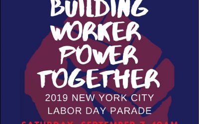 2019 Labor Day Parade