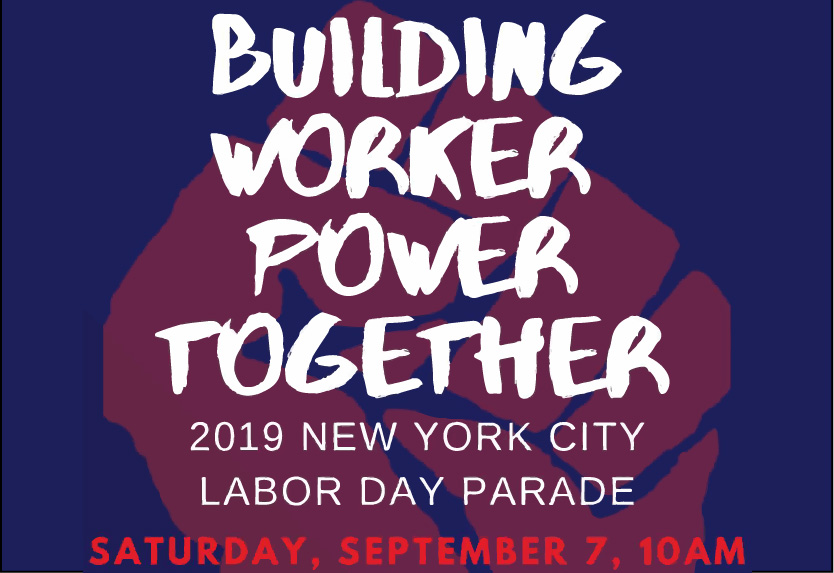 2019 Labor Day Parade