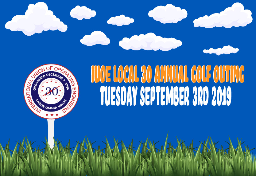 IUOE Local 30 Golf Outing
